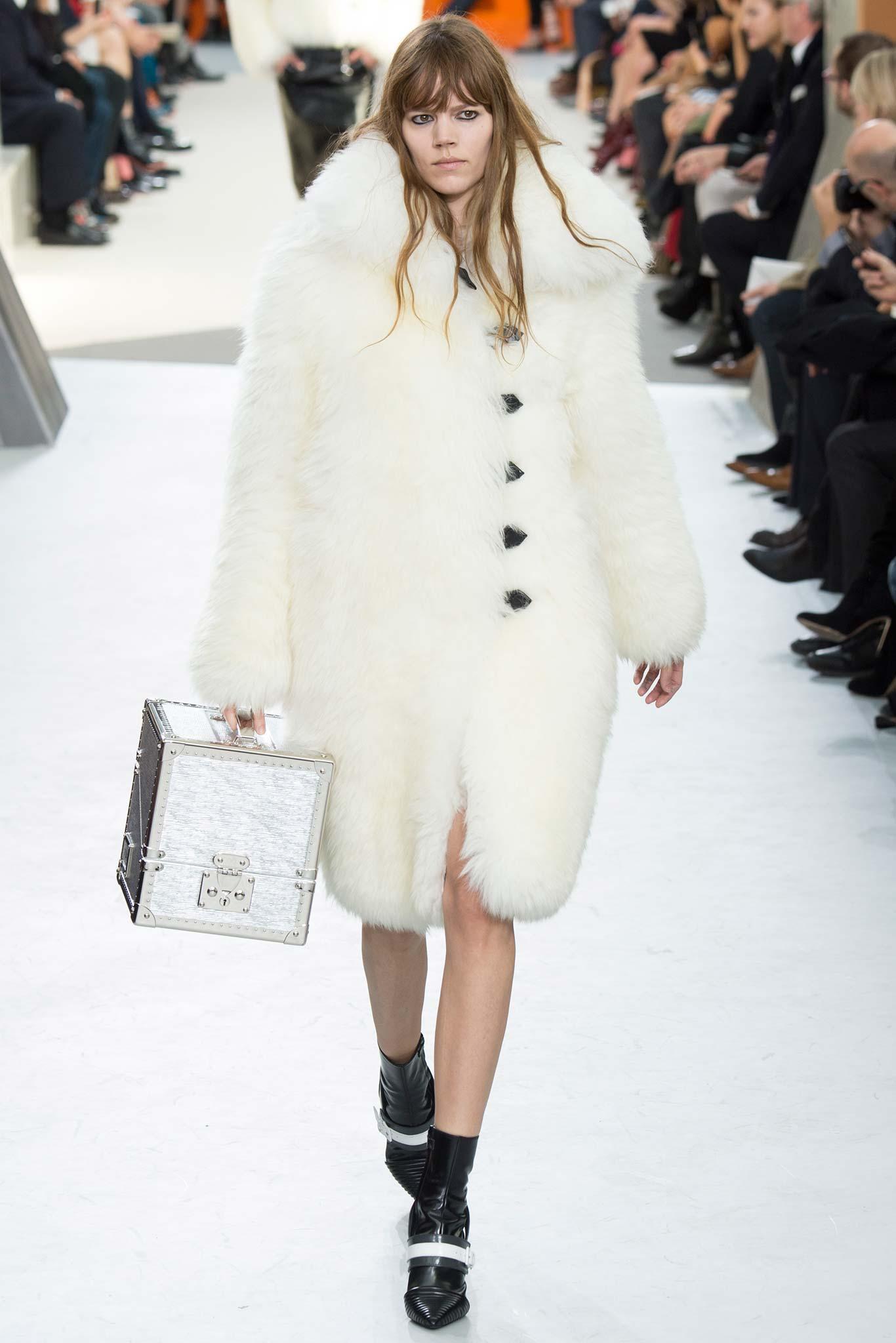 Les tendances des d fil s automne hiver 2015 2016 de paris Fashion style girl hiver 2015