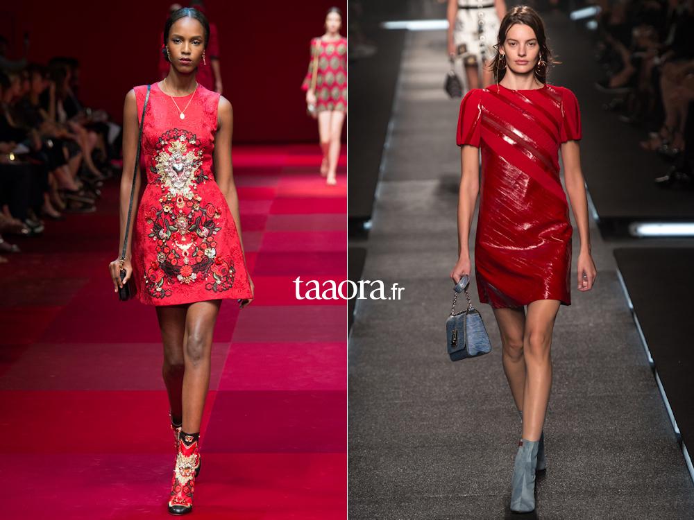 robes rouges printemps t 2015 ba sh naf naf mango. Black Bedroom Furniture Sets. Home Design Ideas