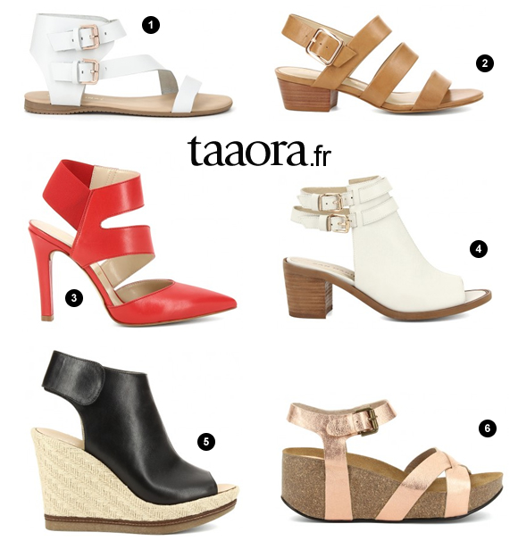 Printemps Chaussures Marina 2015Sandales San Été qpVSzMU