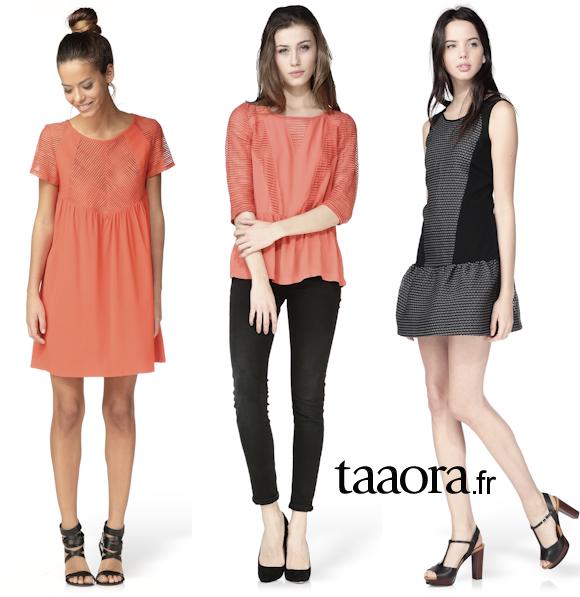 La collection 2TWO printemps-été 2015 – Taaora – Blog Mode ... 46ef64a11ac