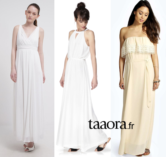 Mode Bohèmes Longues Euros Robes Blog Taaora Moins De 50 – À wOv08ymNn