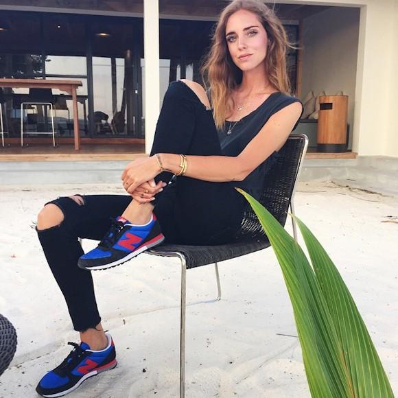 new balance femme a la mode