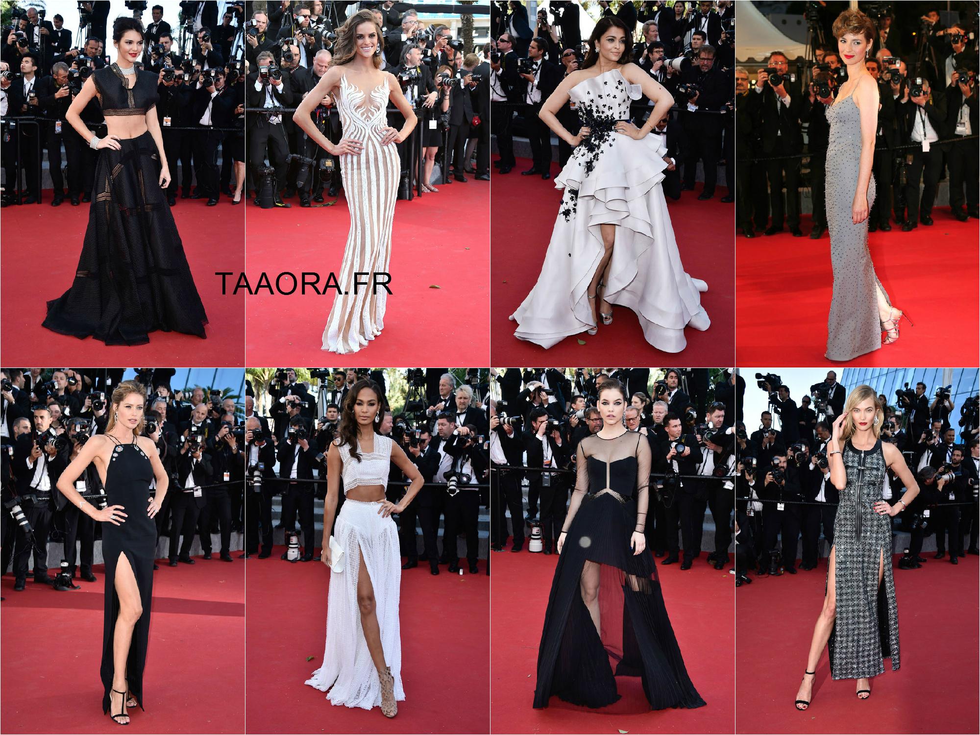 Toutes les robes du Festival de Cannes 2015 : 131 looks en ...