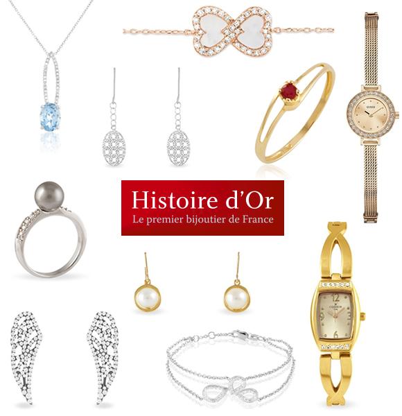histoire d or bijoux pour femme