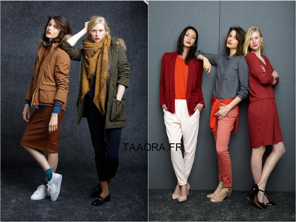 0d1ff055bdaa2 La Redoute automne-hiver 2015-2016 – Taaora – Blog Mode, Tendances ...