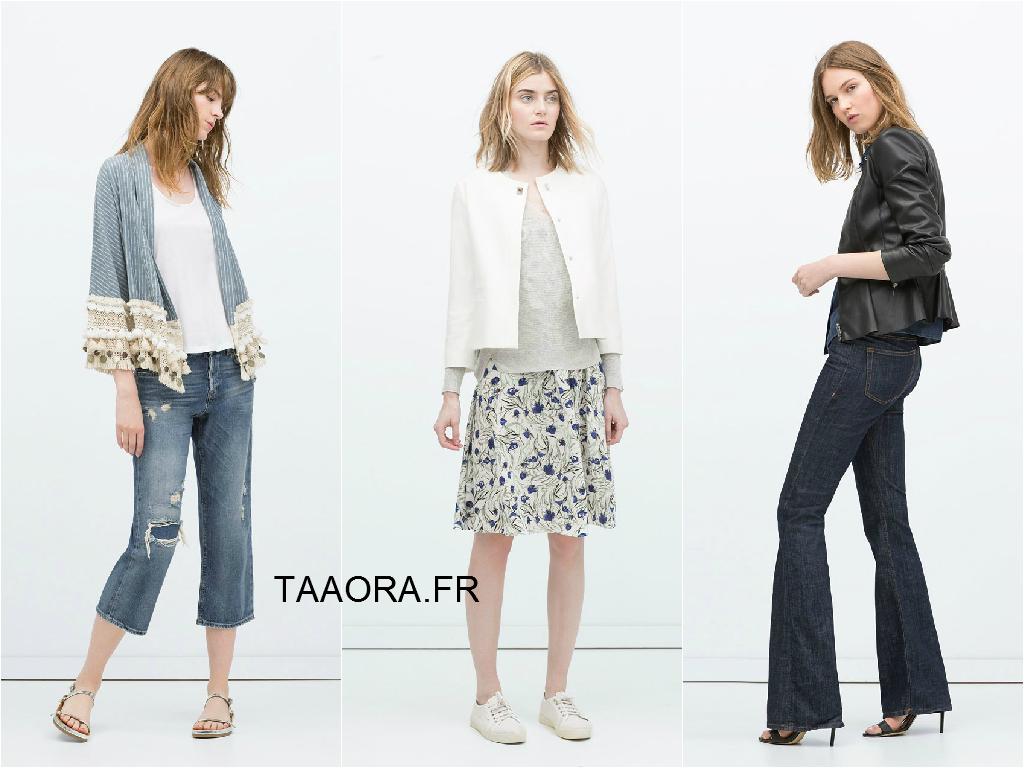 Zara automne 2015   les premières images de la nouvelle collection ... a29e2b70602