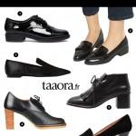 Quelles chaussures pour aller travailler ? 6 paires de chaussures noires pour le bureau