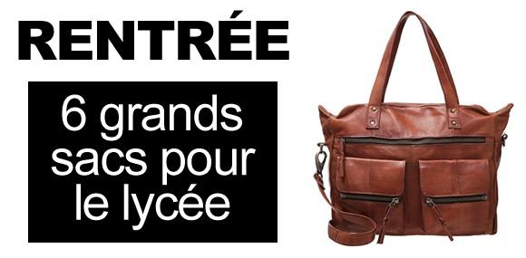 rentr e 6 grands sacs pour le lyc e de couleur marron camel ou beige taaora blog mode. Black Bedroom Furniture Sets. Home Design Ideas