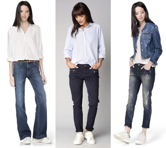looks avec des stan smith et un jean bleu taaora mode tendances looks