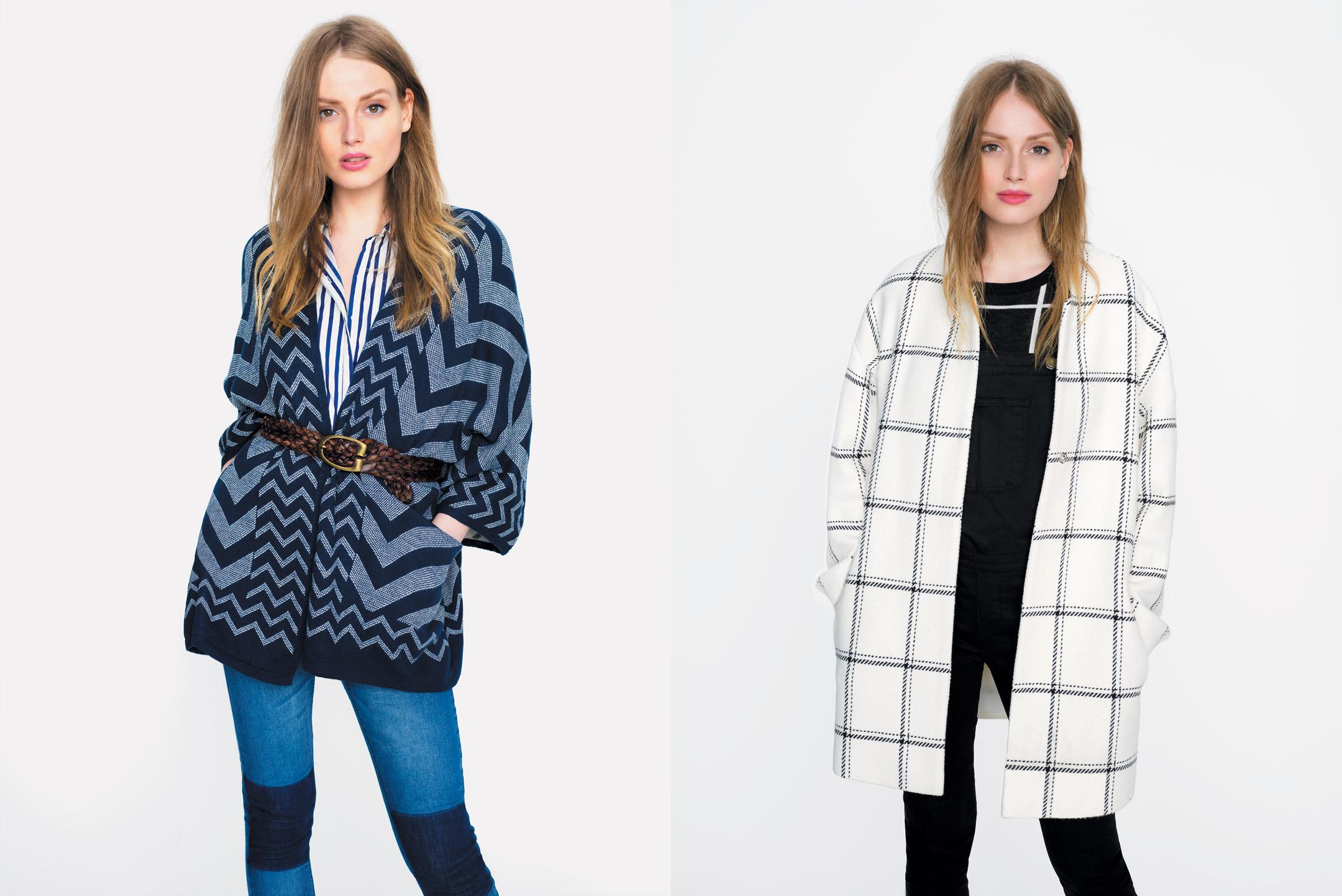 camaieu automne hiver 2015 2016 les looks de la nouvelle collection taaora blog mode. Black Bedroom Furniture Sets. Home Design Ideas