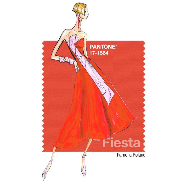 Le rouge à la mode en 2016