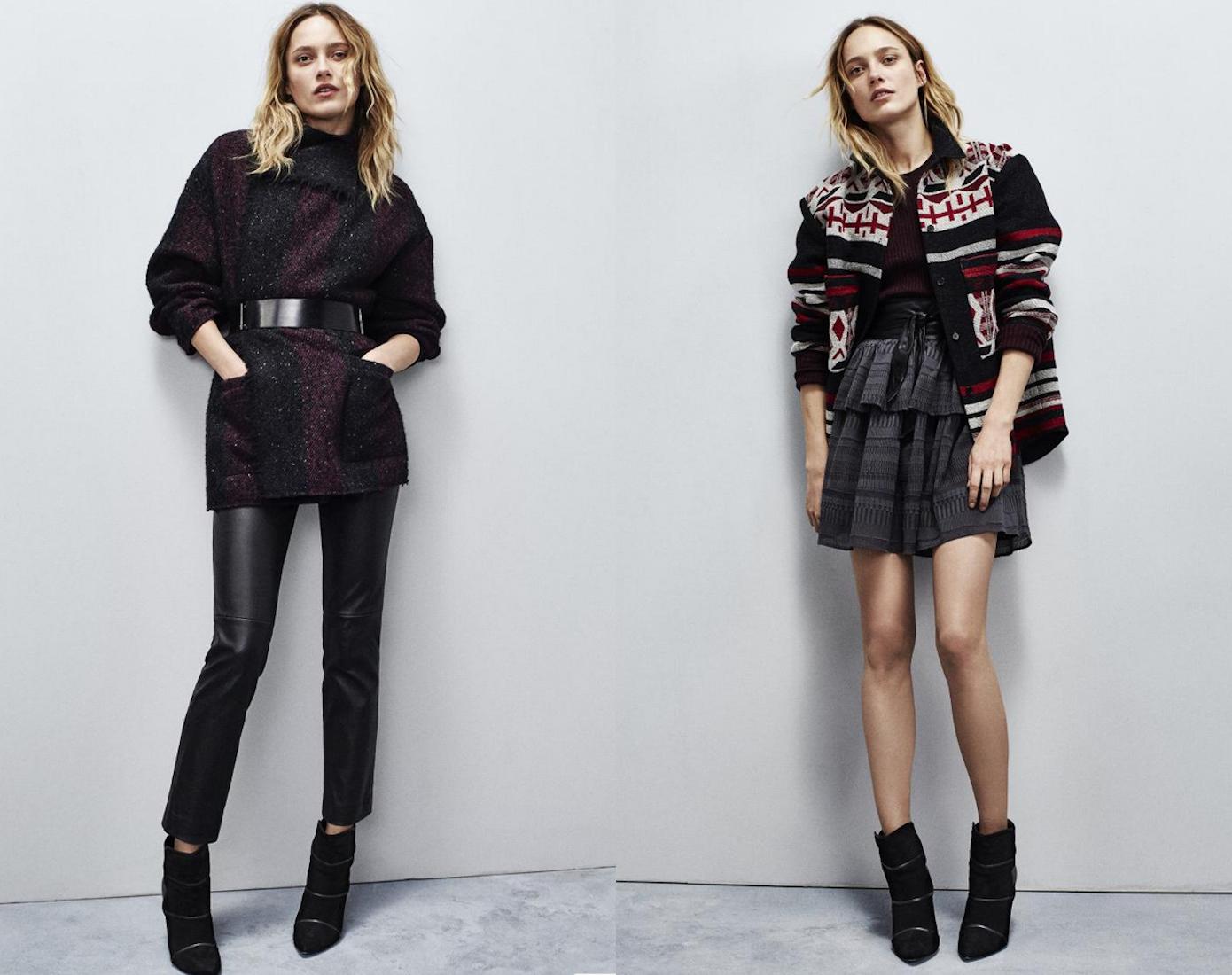 iro collection automne hiver 2015 2016 taaora blog mode tendances looks. Black Bedroom Furniture Sets. Home Design Ideas