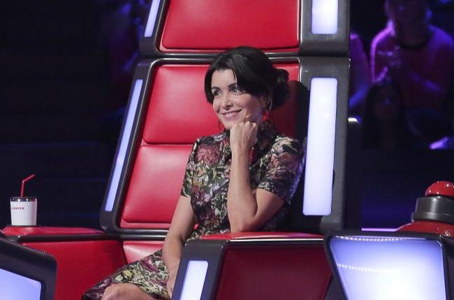 Jenifer Dans The Voice Kids 2 Son Look En Robe A Fleurs Valentino Et Bottines Noires Cloutees Taaora Blog Mode Tendances Looks