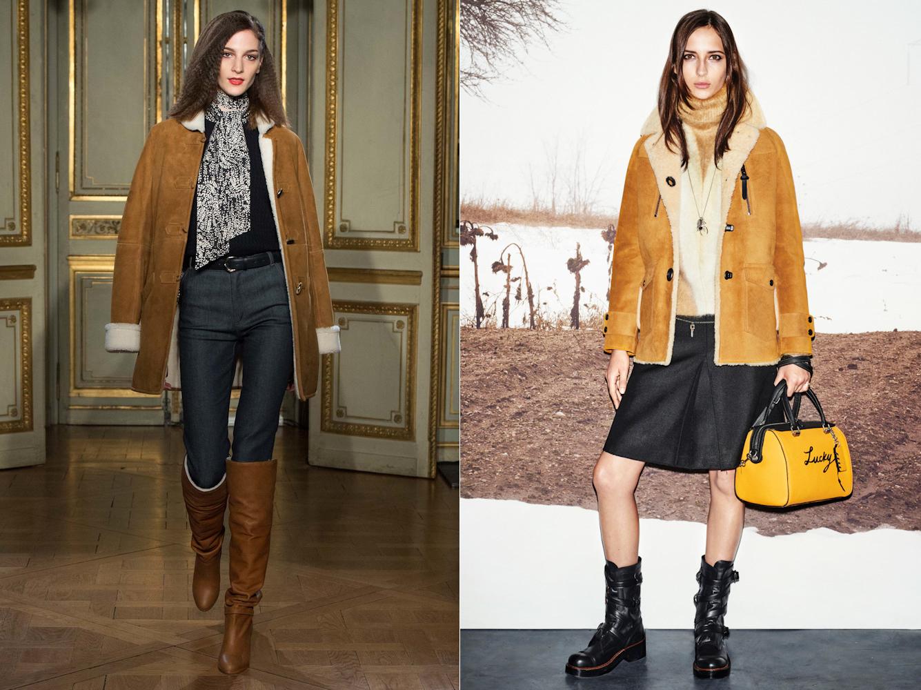 4 manteaux bien chauds avec fausse fourrure pour adoucir votre hiver ... 7caa088c0cee