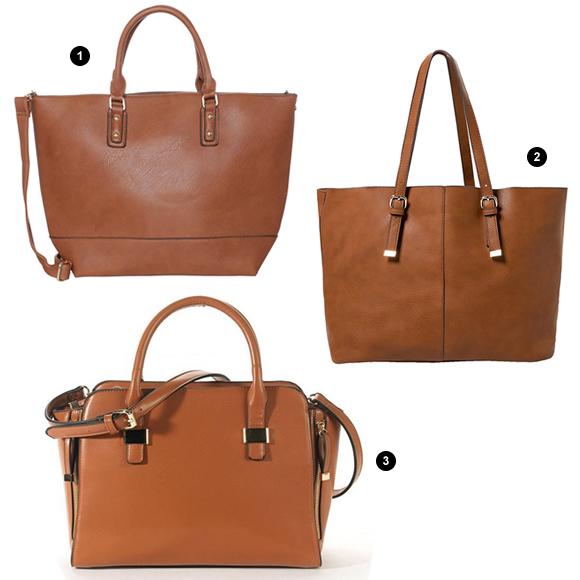 f37e296397 sac cabas marron pas cher - Mon sac à main et moi !