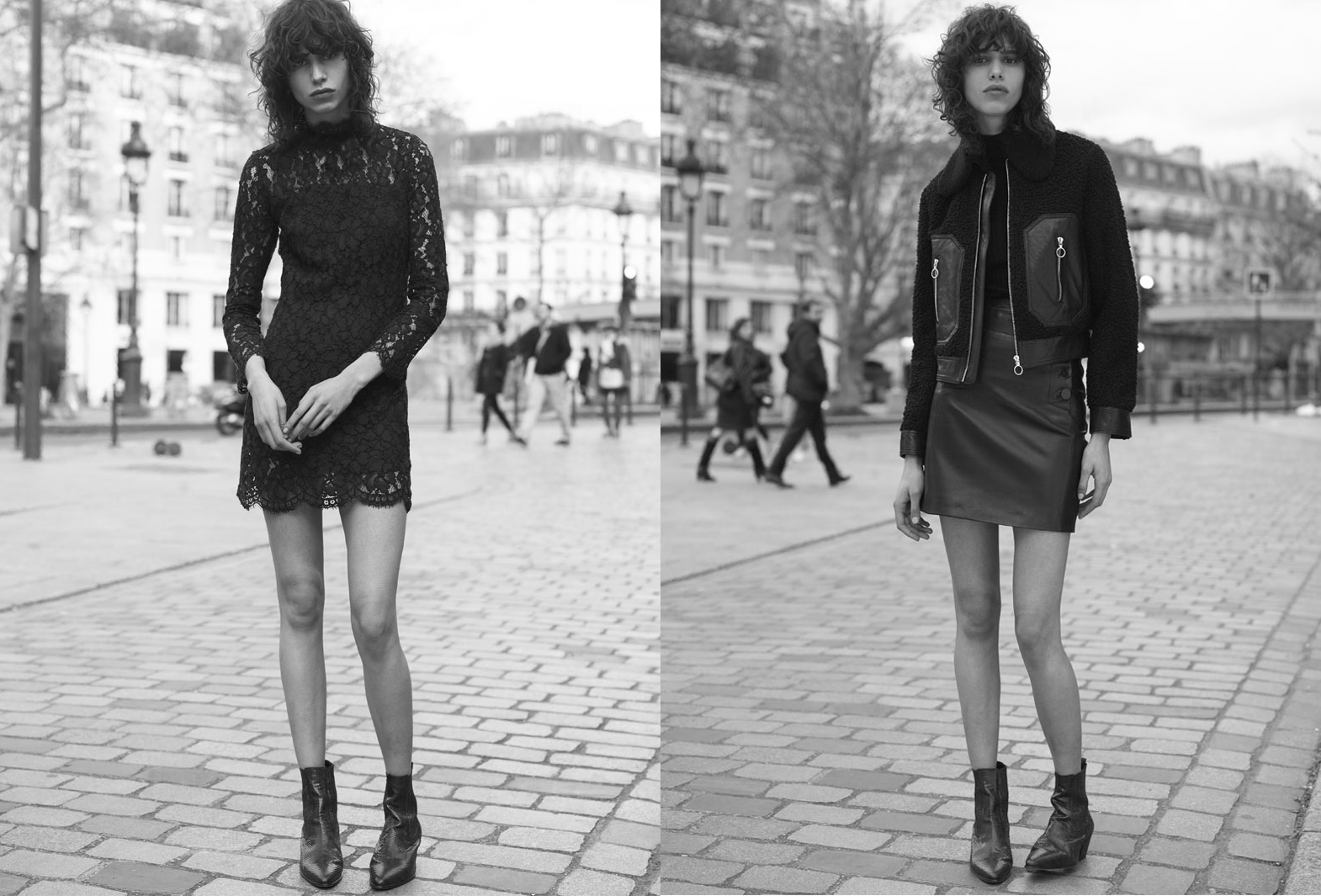 2c9e29a067d Sandro collection automne-hiver 2015-2016 – Taaora – Blog Mode ...