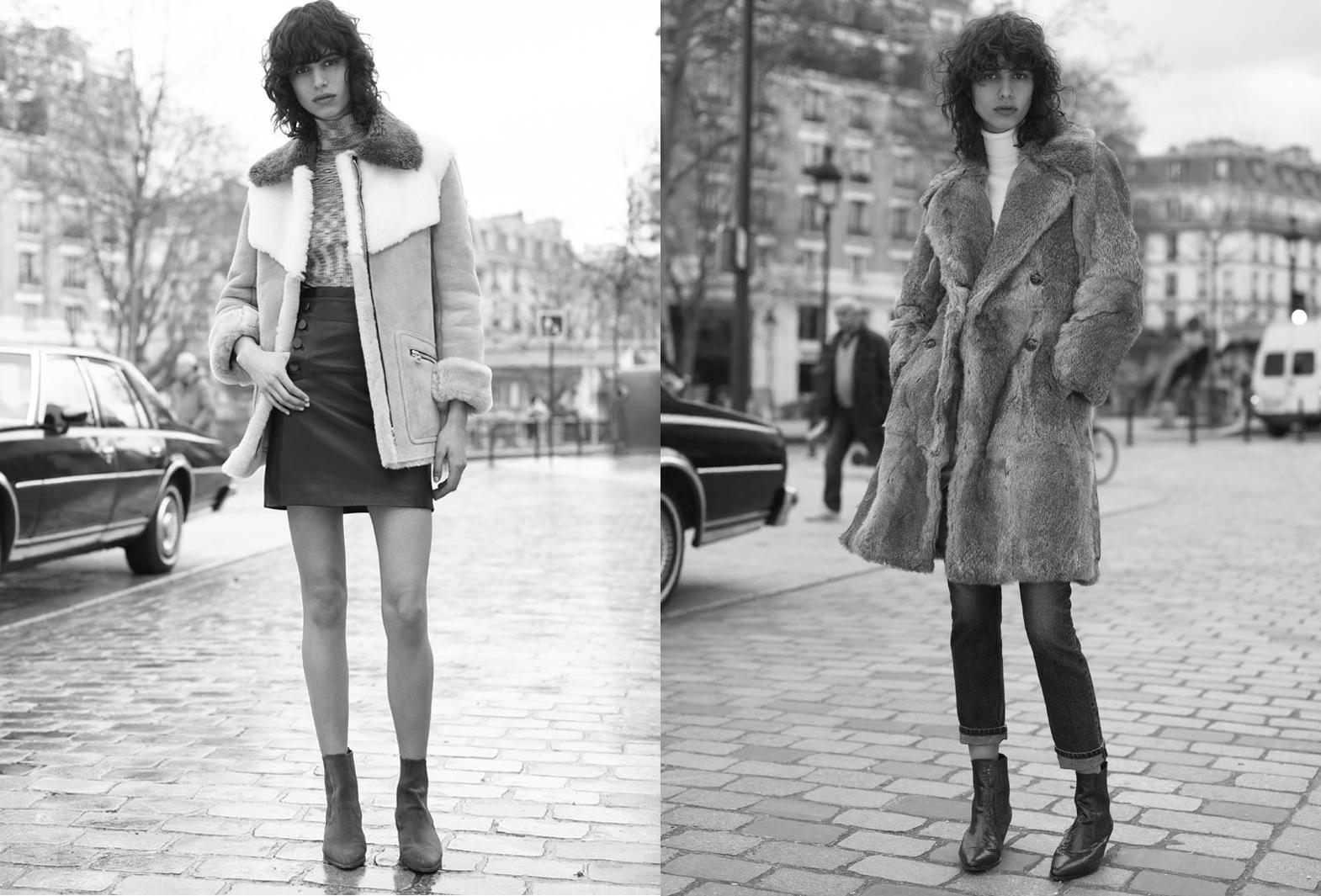 a70306e262 Sandro collection automne-hiver 2015-2016 – Taaora – Blog Mode ...