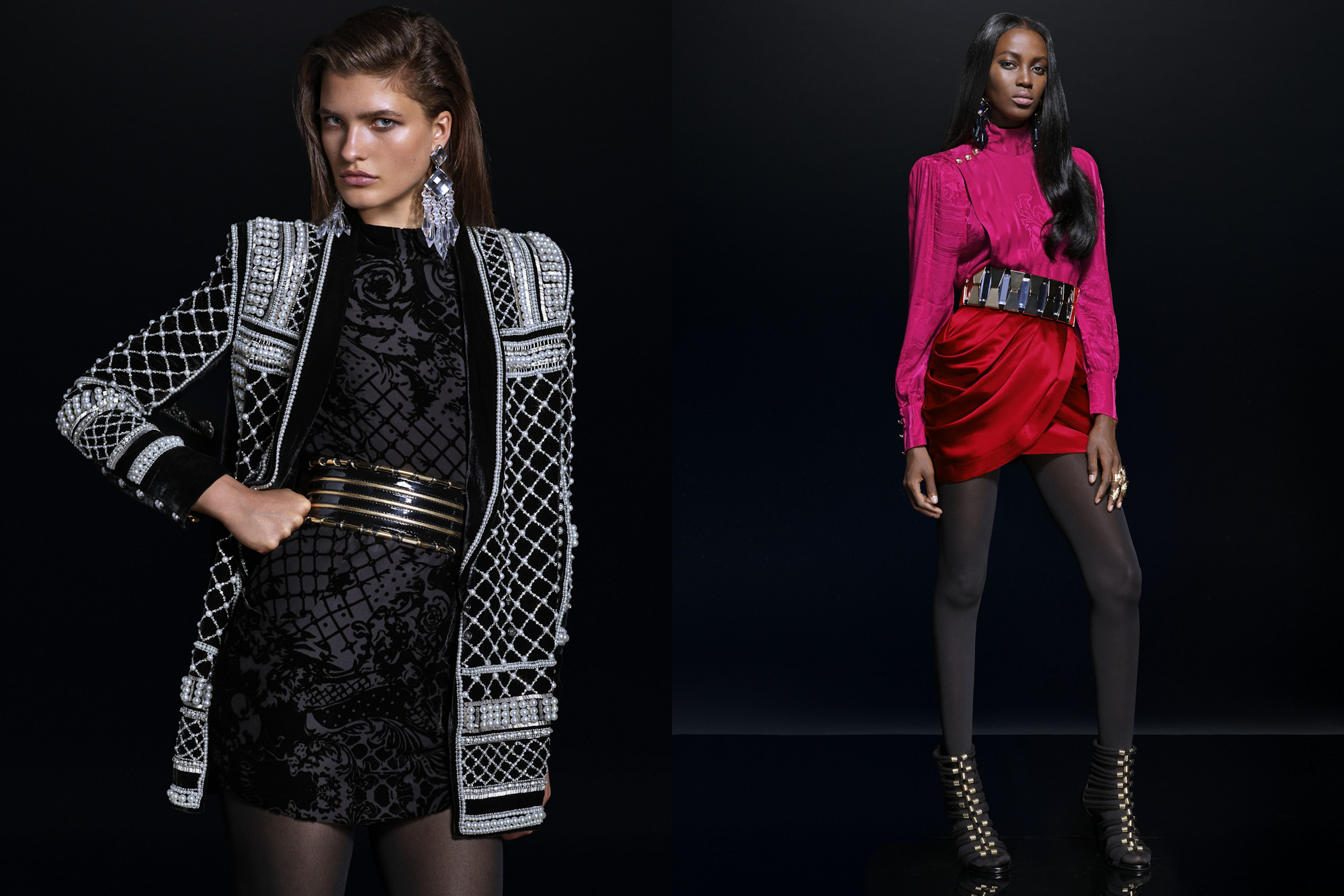 Collection Collection Collection M Balmain Balmain Balmain La Toutes Femme Du De Les Lookbook X Photos H wwEqF4