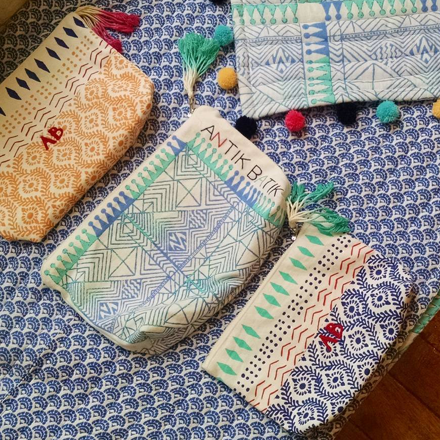antik batik x monoprix printemps t 2016 taaora blog mode tendances looks. Black Bedroom Furniture Sets. Home Design Ideas