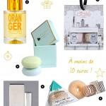 Noël 2015 : 7 idées cadeaux beauté pour femme à moins de 10 euros !