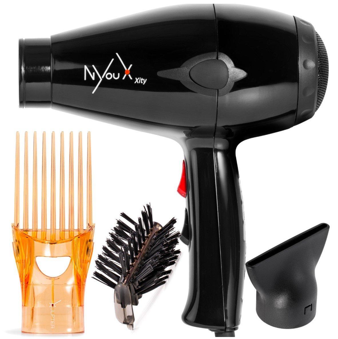 Sèche-cheveux efficace pour le brushing