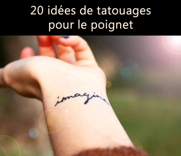 20 Idees De Tatouages Pour Le Poignet Reperes Sur Instagram Et