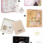 Les plus beaux coffrets parfums pour Noël : Lancôme, Guerlain, Nina Ricci, Chloé, Repetto