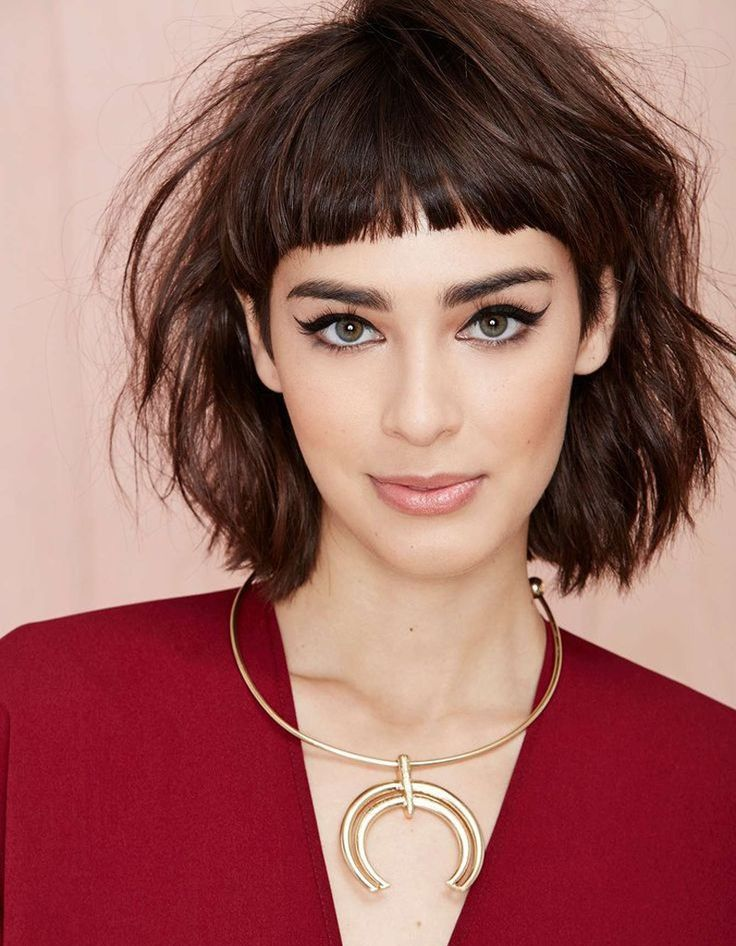 Cheveux : 16 idées de frange en images - Taaora - Blog Mode, Tendances, Looks