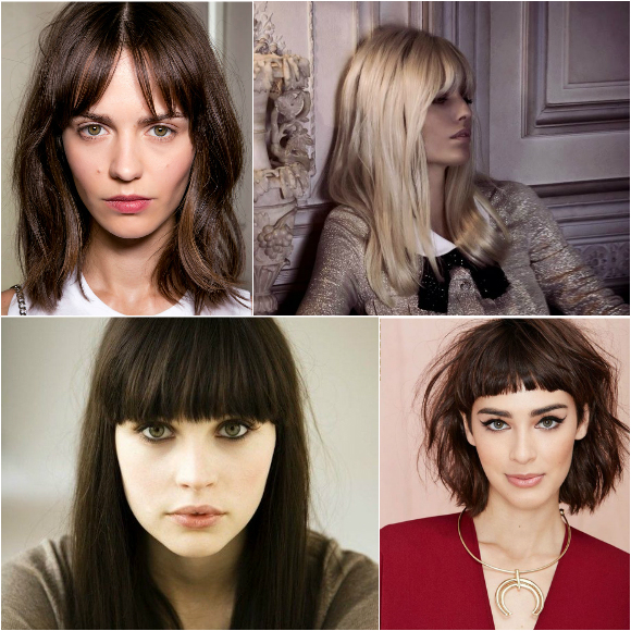 Cheveux 16 Idees De Frange En Images Taaora Blog Mode