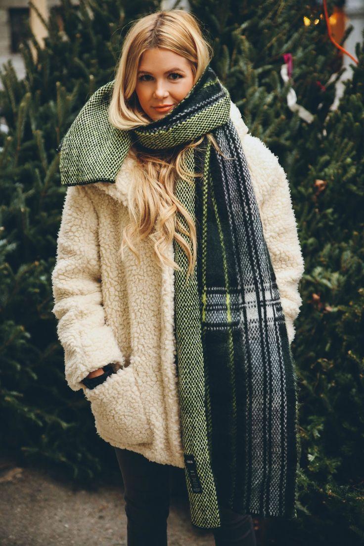 EN IMAGES   Comment être stylée en hiver quand il fait froid ... 2669526f804