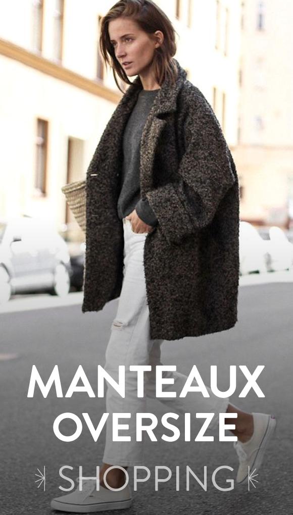manteau oversize boyfriend le nouveau manteau phare de l automne hiver taaora blog mode. Black Bedroom Furniture Sets. Home Design Ideas