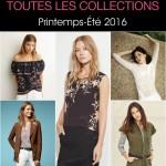 Toutes les collections mode printemps-été 2016 en images