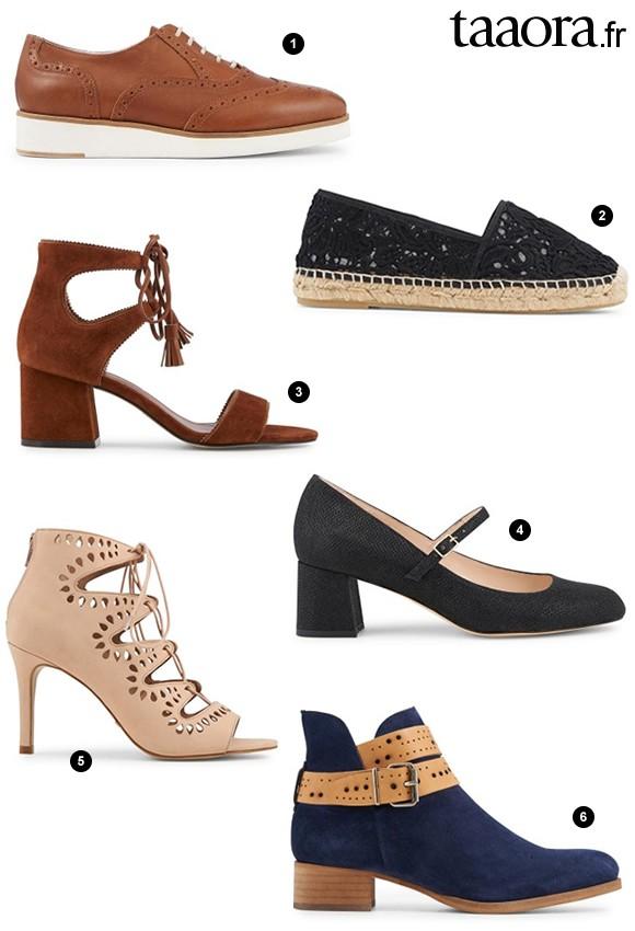 chaussures minelli printemps t 2016 taaora blog mode. Black Bedroom Furniture Sets. Home Design Ideas