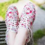 Baskets à fleurs style printanier : ou comment adopter la tendance florale été 2016