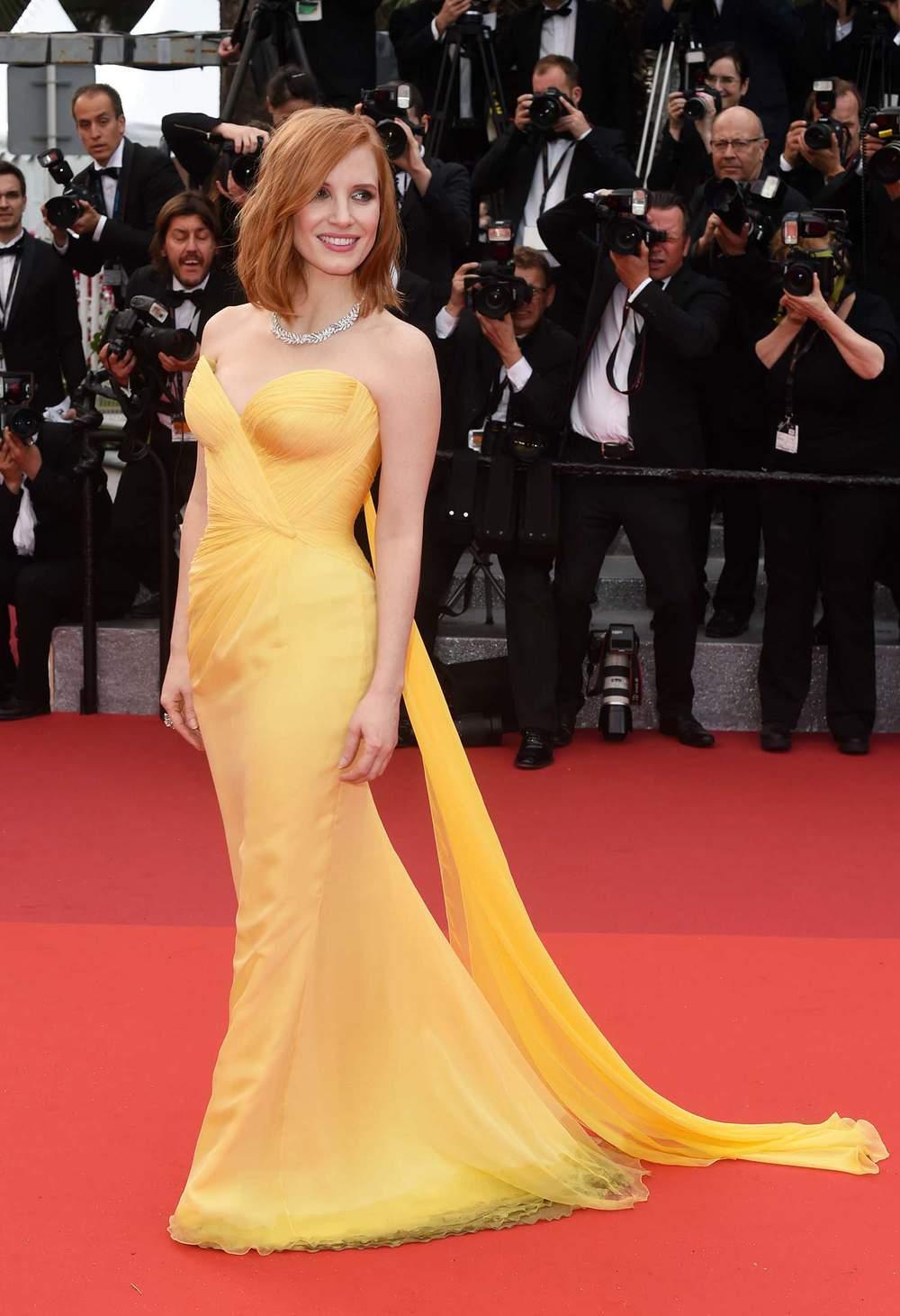 Festival De Cannes 2016 Vanessa Paradis Jessica