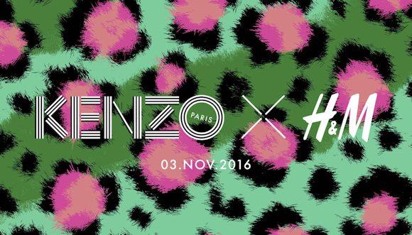 Kenzo Paris pour H&M