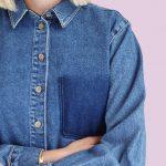 Chemise en jean Topshop Boutique basique et stylée à la fois