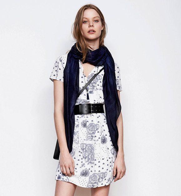 Look comptoir des cotonniers pr collection automne 2016 avec une robe boh me chic taaora - Nouvelle collection comptoir des cotonniers ...