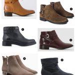 Boots automne-hiver 2016-2017 : 6 boots à talons plats confortables et faciles à porter !