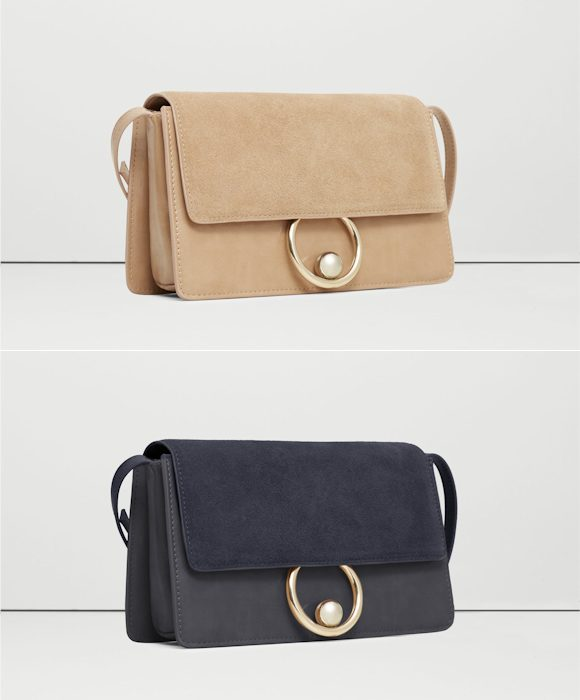 sacs rabat avec empi cement m tallique anneau mango automne hiver 2016 2017 taaora blog. Black Bedroom Furniture Sets. Home Design Ideas