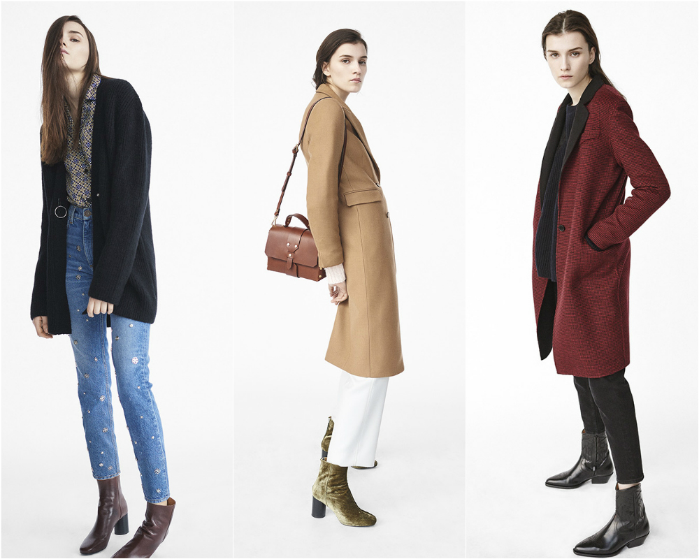 Sandro lookbook automne hiver 2016 2017 taaora blog mode tendances looks - Style automne 2017 ...