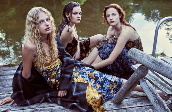Zara Collection automnehiver 2016 2017 Tendances de Mode