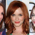 Cheveux roux / auburn : les plus belles colorations auburn des stars (photos)