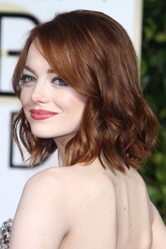 Cheveux Roux Auburn Les Plus Belles Colorations Auburn