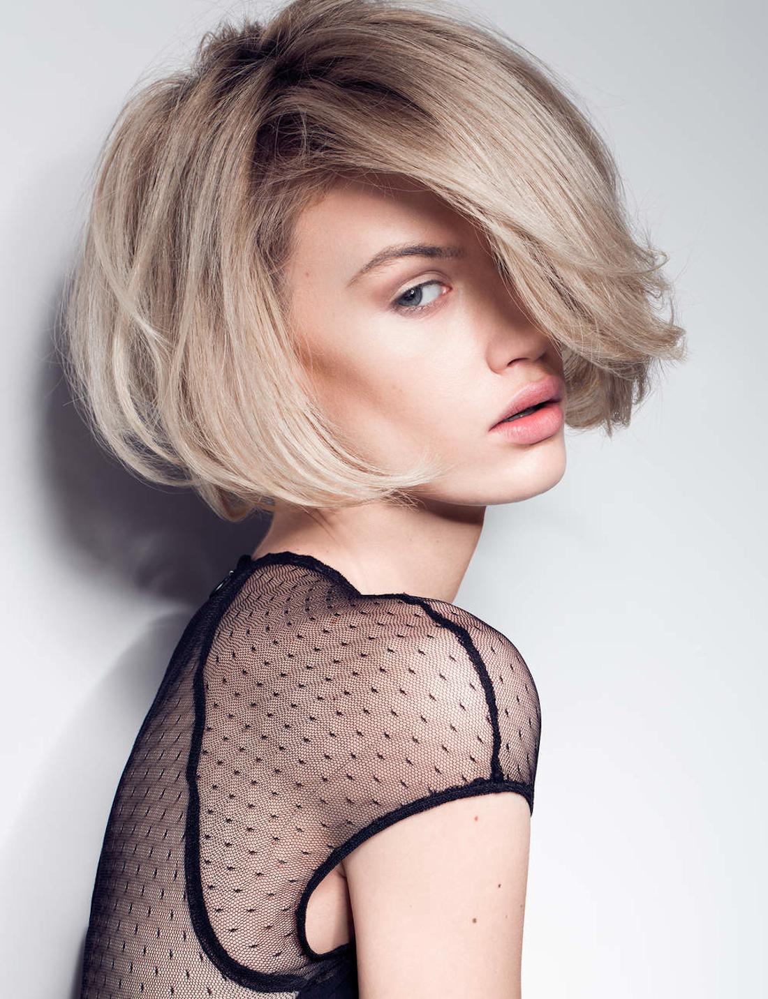 Cheveux Carre Court à coupe au carré court - fashion designs