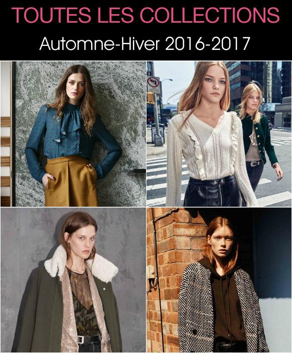Toutes les collections mode automne-hiver 2016-2017 en images ... 857bd731349