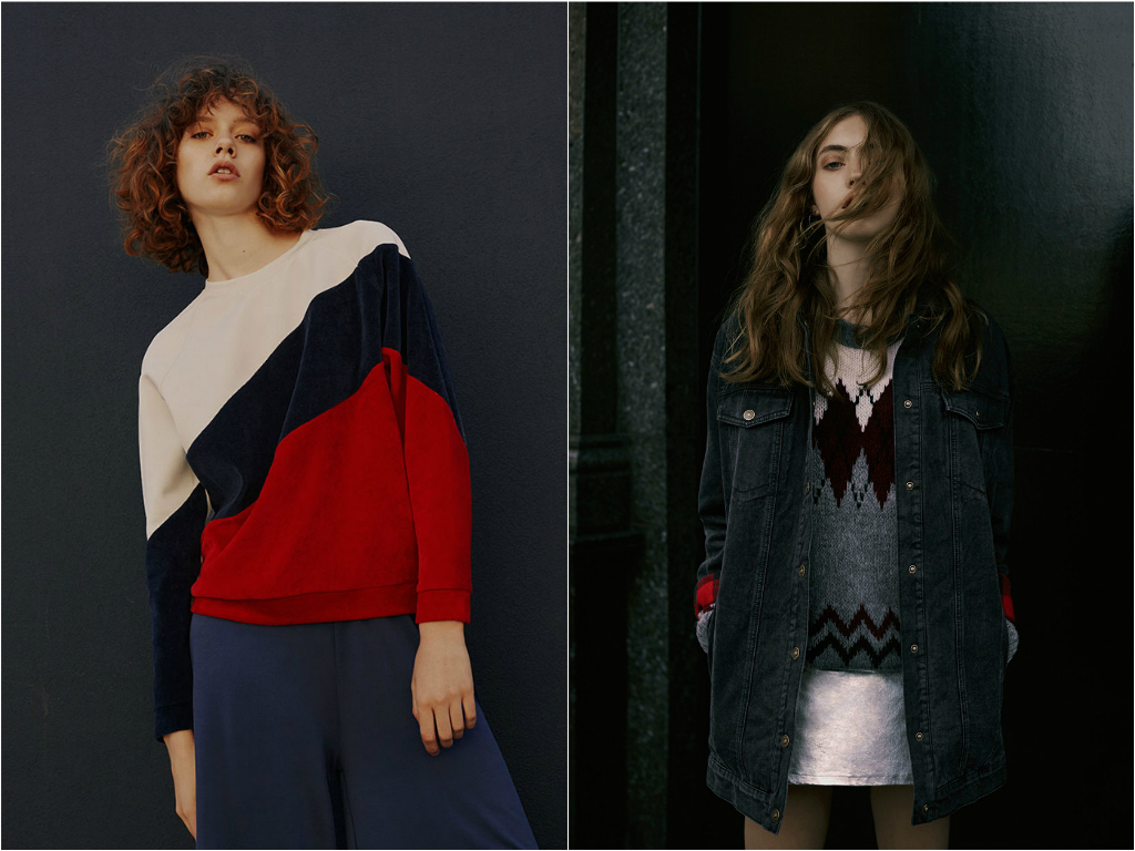 pull and bear automne hiver 2016 2017 taaora blog mode tendances looks. Black Bedroom Furniture Sets. Home Design Ideas