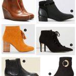 Bottines & boots automne-hiver 2016-2017 à moins de 50 euros