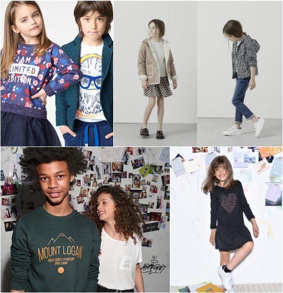 Mode enfant automne-hiver 2016-2017 : Mango Kids, La Redoute, 3 ...