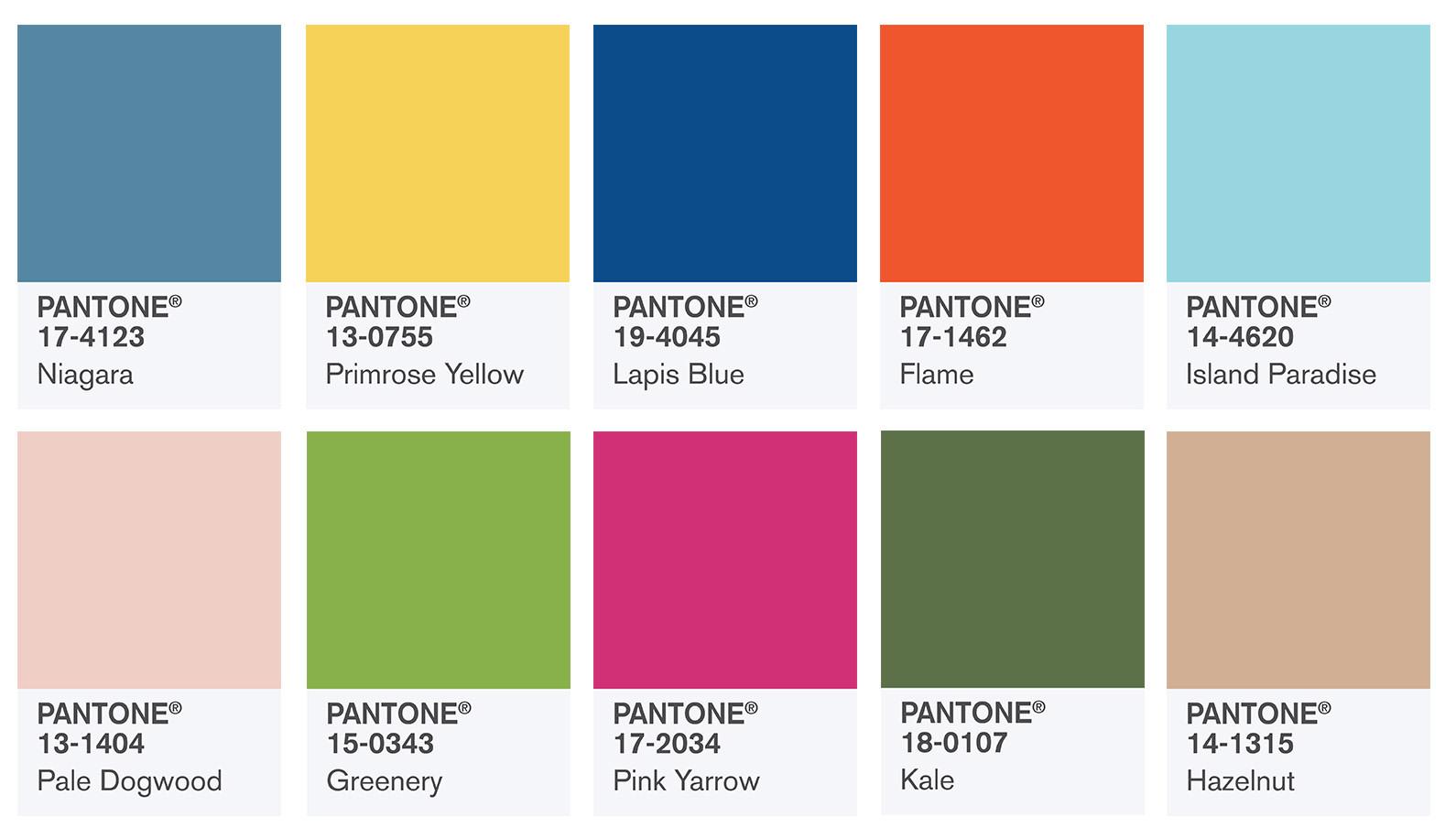 les 10 couleurs du printemps t 2017 avec des id es shopping en fin d article taaora blog